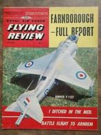 Royal Air Force Flying Review  - Vol.XVIII, Nº 2 /  November 1962 - Trasporti