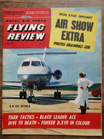 Royal Air Force Flying Review  - Vol.XVIII, Nº 1 /  October 1962 - Trasporti