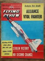 Royal Air Force Flying Review  - Vol.XVII, Nº 12 /  September 1962 - Trasporti