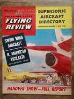 Royal Air Force Flying Review  - Vol.XVII, Nº 11 /  August 1962 - Trasporti