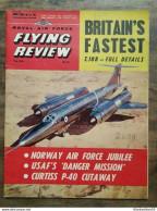 Royal Air Force Flying Review  - Vol.XVII, Nº 10 /  July 1962 - Trasporti