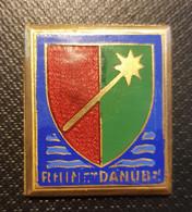 RHIN Et DANUBE Email Courtois - Esercito