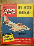 Royal Air Force Flying Review  - Vol.XVII, Nº 9 /  May 1962 - Trasporti