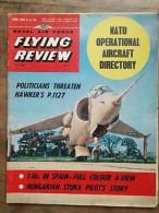 Royal Air Force Flying Review  - Vol.XVII, Nº 8 /  April 1962 - Trasporti