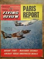 Royal Air Force Flying Review  - Vol.XVIII, Nº 12 /  September 1963 - Trasporti