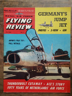 Royal Air Force Flying Review  - Vol.XVIII, Nº 11 / August 1963 - Trasporti