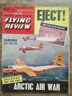Royal Air Force Flying Review  - Vol.XVII, Nº 7 /  March 1962 - Trasporti