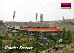 Armenia Yerevan Football Stadium New Postcard Armenien Stadion AK - Armenië