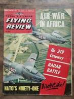 Royal Air Force Flying Review  - Vol.XVII, Nº 5 /  January 1962 - Trasporti