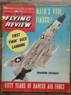 Royal Air Force Flying Review  - Vol.XVII, Nº 4 /  December 1961 - Trasporti