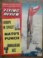 Royal Air Force Flying Review  /  November 1961 - Trasporti