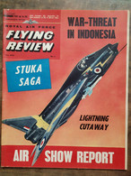 Royal Air Force Flying Review  - Vol.XVII, Nº 2 /  October 1961 - Trasporti