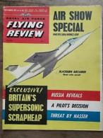 Royal Air Force Flying Review  - Vol.XVII, Nº 1 /  September 1961 - Trasporti