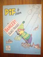Pif Le Chien N°107 De Janvier 1967 - Pif - Autres