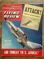 Royal Air Force Flying Review  - Vol.XVII, Nº 12 /  August 1961 - Trasporti