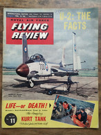 Royal Air Force Flying Review  /  July 1960 - Trasporti
