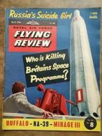 Royal Air Force Flying Review  / April 1960 - Trasporti