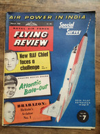 Royal Air Force Flying Review  / March 1960 - Trasporti