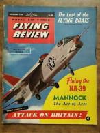 Royal Air Force Flying Review  / December 1958 - Trasporti