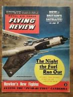 Royal Air Force Flying Review  / November 1958 - Trasporti
