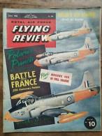 Royal Air Force Flying Review  / June 1960 - Trasporti