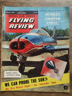 Royal Air Force Flying Review  / January 1959 - Trasporti