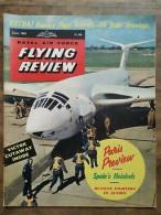 Royal Air Force Flying Review  / June 1959 - Trasporti