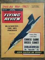 Royal Air Force Flying Review  / April 1959 - Trasporti