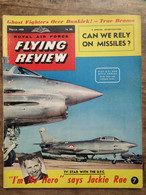Royal Air Force Flying Review  / March 1959 - Trasporti