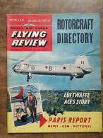 Royal Air Force Flying Review  - Vol.XVI, Nº 11 /  July 1961 - Trasporti