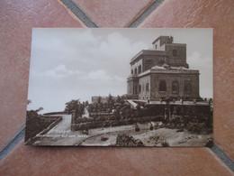 "Neapel Observatorium Auf Dem VESUV Cartoncino "" Trinks Bildkarte"" Italien N.9 OSSERVATORIO VESUVIANO - Napoli (Naples)"