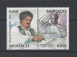 MONACO  YT   N° 2363/2364  Neuf **  2002 - Unused Stamps