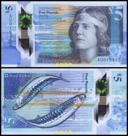 Scotland, Royal Bank Of Scotland £5, (2016), Polymer, UNC - 5 Pounds