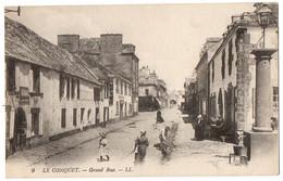 CPA 29 - LE CONQUET (Finistère) - 9. Grand'Rue - LL - Le Conquet