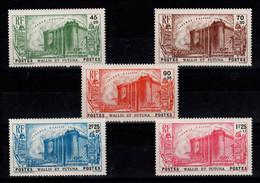 Wallis Et Futuna - YV 72 à 76 N* Complete Revolution Cote 125 Euros - Nuevos
