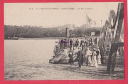 29 - PLOUGASTEL--Le Bac A Vapeur---animé - Plougastel-Daoulas
