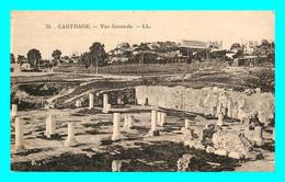 A792 / 285 TUNISIE Carthage Vue Générale ( Timbre ) - Tunisia