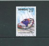 Timbre Oblitére Du Sénégal  1996 - Senegal (1960-...)