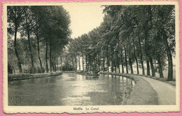 C.P. Maffle  =   Le  Canal  Nimy - Blaton - Péronnes - Ath