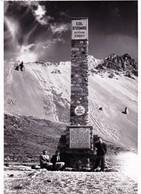 05 - Hautes Alpes -  Col D Izoard  - Stele Commemorative  - 1949 - Altri Comuni