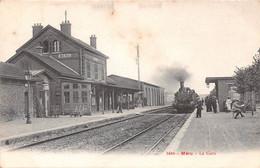 MERU - La Gare - Train - Meru