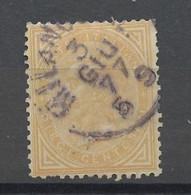 Italie - Italy - Italien 1863-77 Y&T N°15 - Michel N°17 (o) - 10c Victor Emmanuel II - Usati