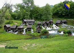 Bosnia And Herzegovina Vodenice Pliva River New Postcard Bosnien Und Herzegowina AK - Bosnie-Herzegovine