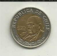 S-500 Pesos 2013 Chile - Chile