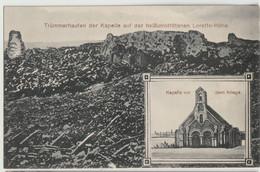 AK Trümmerhaufen Der Kapelle Auf Der Loretto-Höhe - 1. Weltkrieg - Oorlog 1914-18