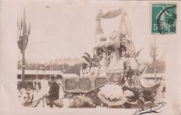 35 Rennes , Carte Photo ,  Fetes Des Fleurs 1910 - Rennes