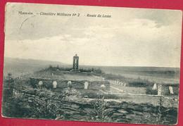 C.P. Maissin = Route  De Lesse  : Cimetière  Militaire  N°  2 - Paliseul