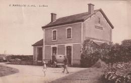 37 Ambillou, La Gare - Altri Comuni