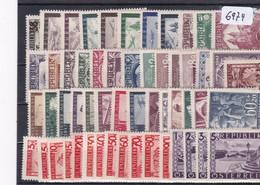 Österreich, Kpl. Jahrgang 1946** (Kk 6974) - Full Years