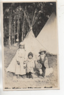 CP ( Enfants Indiens ) - Native Americans